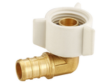 Swivel Elbow with Plastic Nut